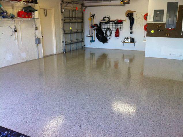 What Is Garage Floor Epoxy