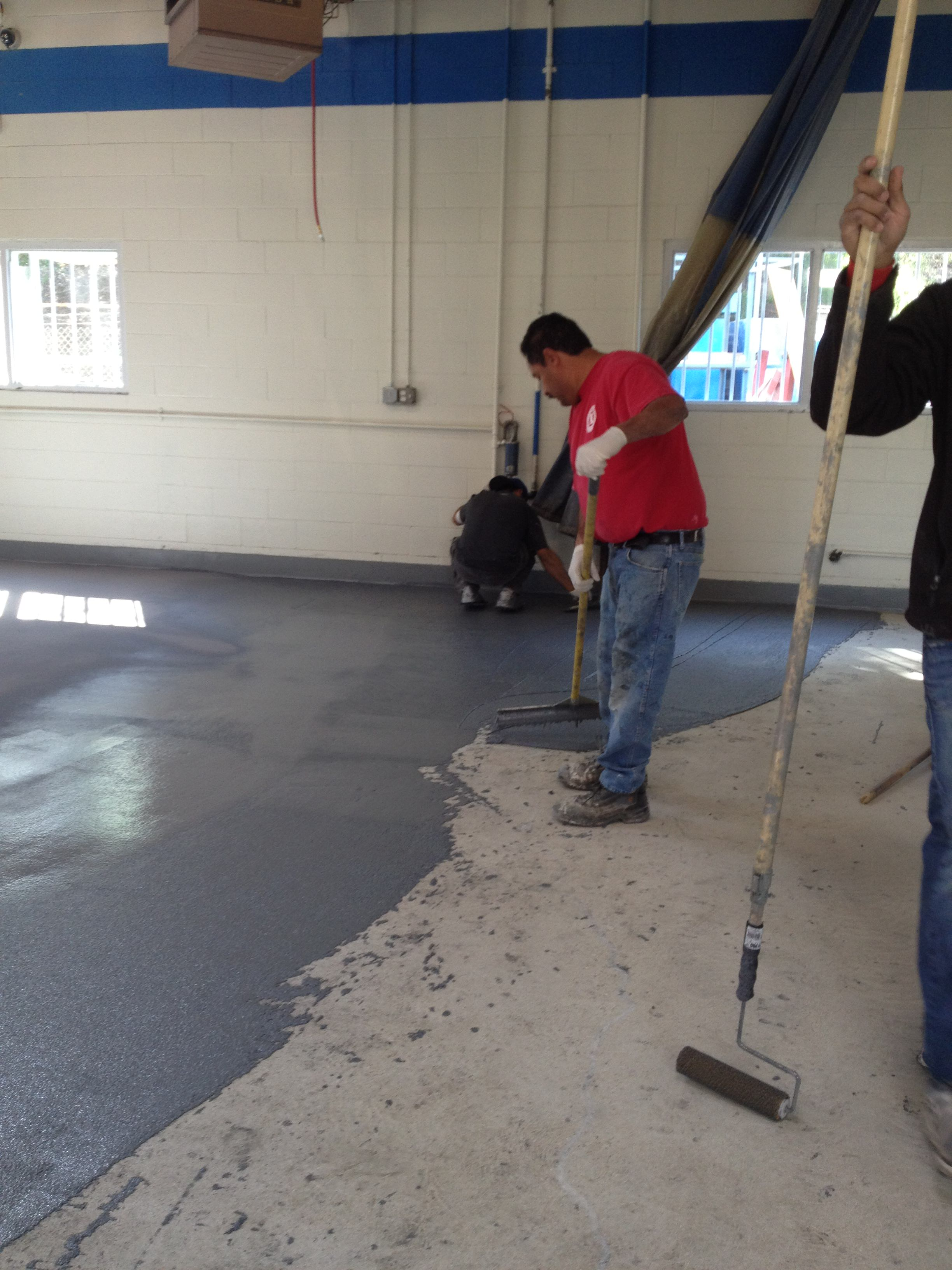 California Epoxy Flooring Extreme Industrial Coatings Of Fresno - How expensive is epoxy flooring