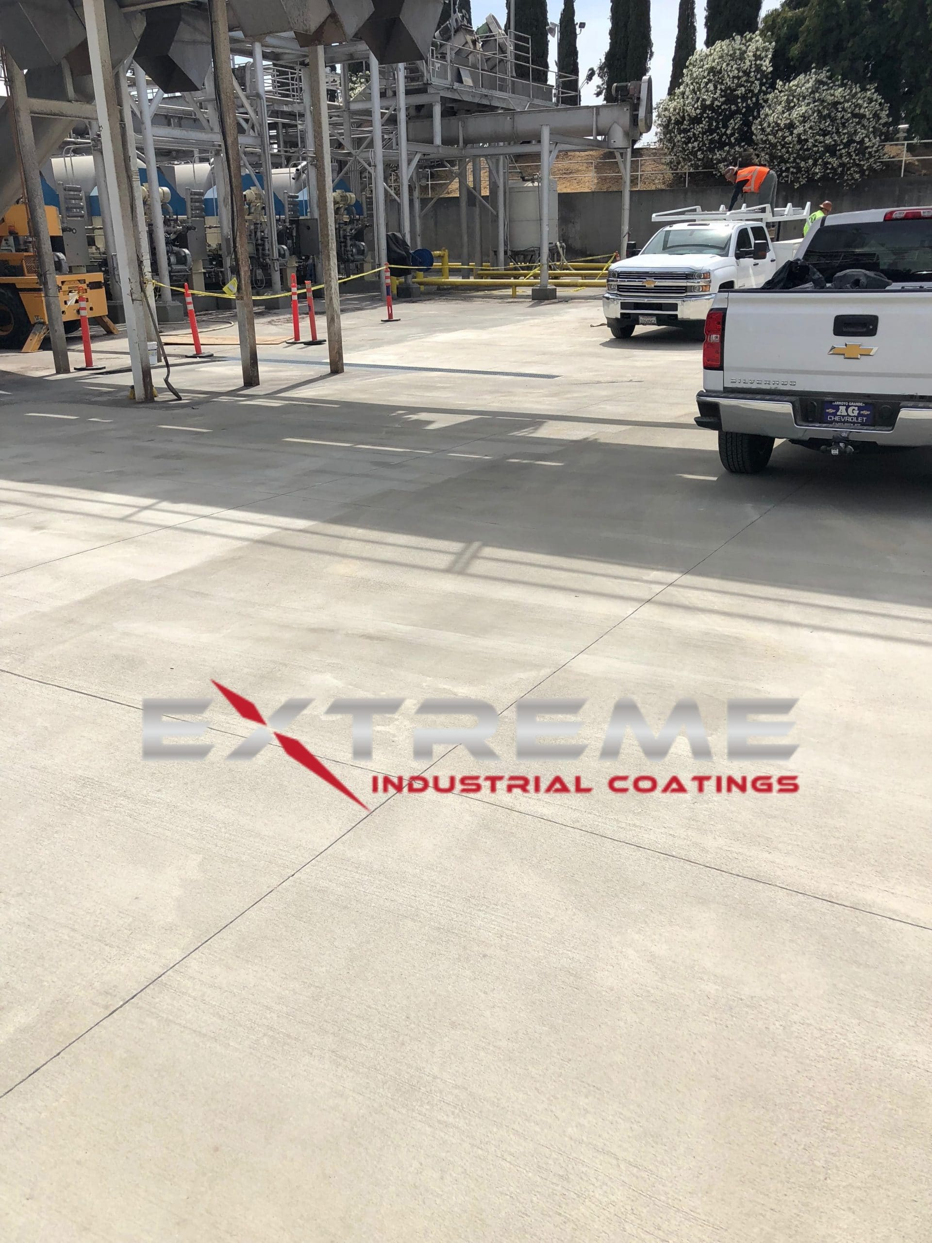 Slope Flooring to Drains | The Industrial Coatings Experts