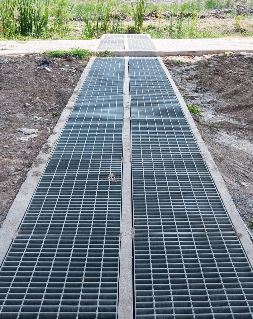 Top 3 Commercial Uses For Trench Drains Extreme Coatings
